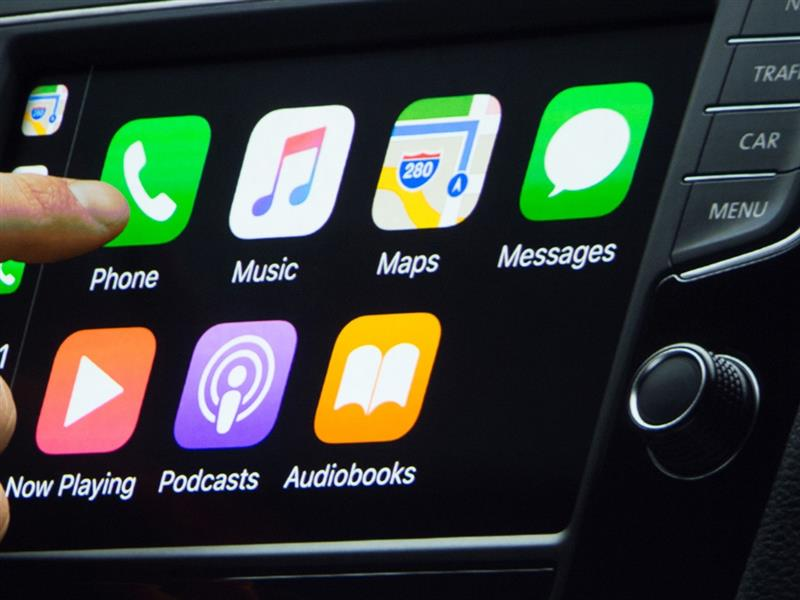 Apple's Plan for Cars: Using iPhone to Control A/C, Seats, Radio and More