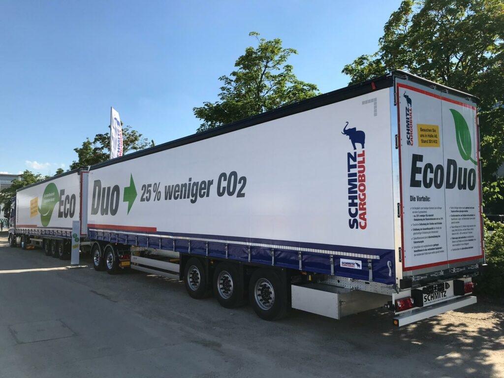 Super-LZV Schmitz Cargobull wint award