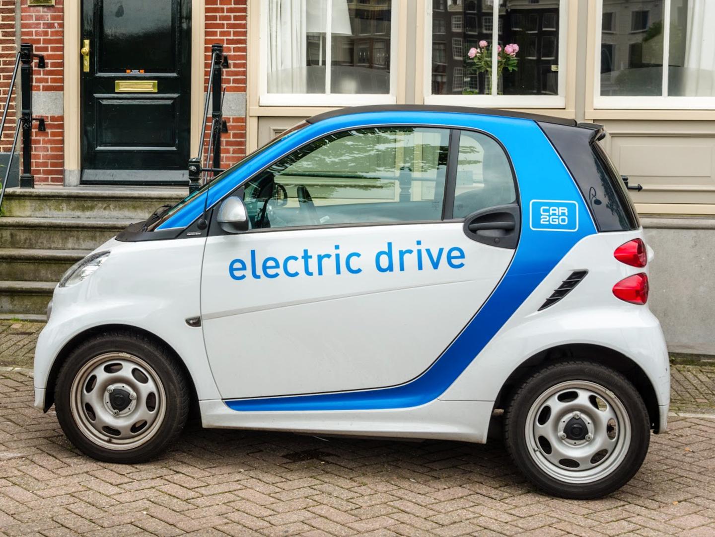 Nederland telt inmiddels 730.000 autodelers en zo zijn ze verdeeld
