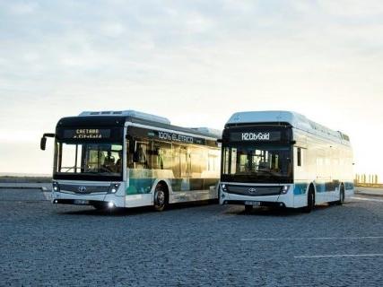 'Kosten batterij-elektrische en waterstofbus bijna in evenwicht'