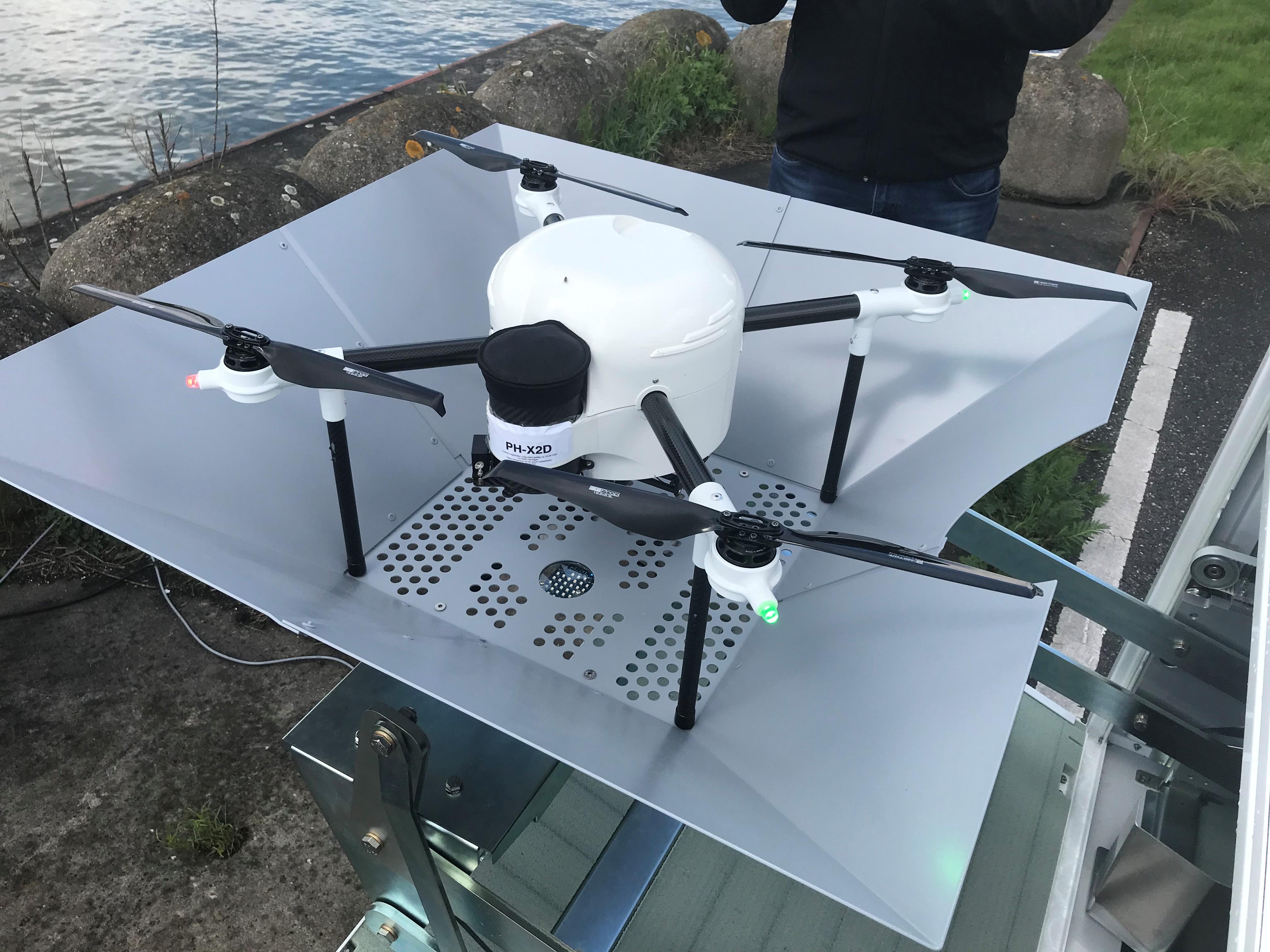 Drone2Go bereikt nieuwe mijlpaal!