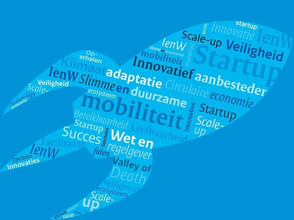 Aanvullende rol voor IenW bij ondersteunen van mobiliteitsstartups