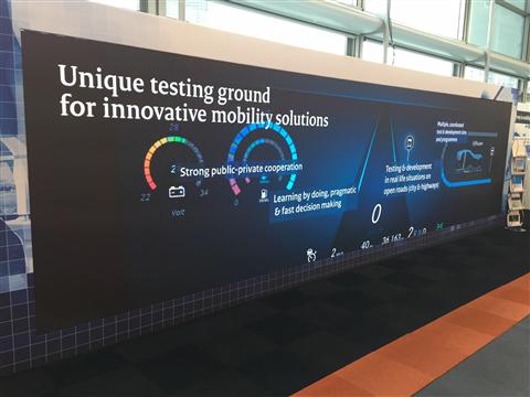 Innovatie in mobiliteit – deelname Ministerie van IenM aan IAA in Frankfurt