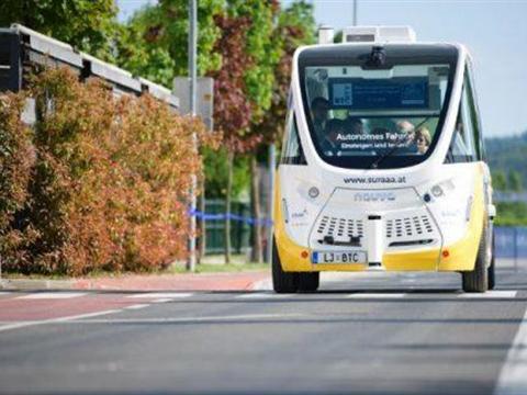 Europese Commissie wil Europa marktleider autonoom vervoer maken