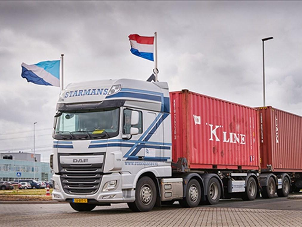 Testcampagne Connected Transport van start.