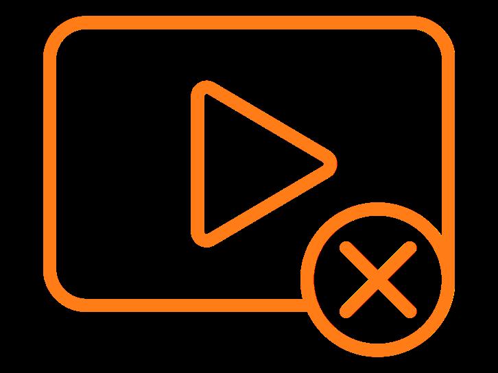 Fotoalbums, foto's en video's verwijderen