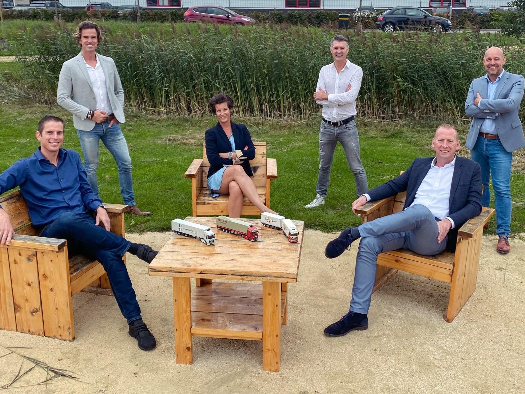 Cornelissen, Peter Appel en Simon Loos slaan handen ineen voor optimale planning