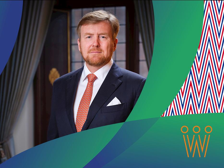 Van harte gefeliciteerd Koning Willem-Alexander!