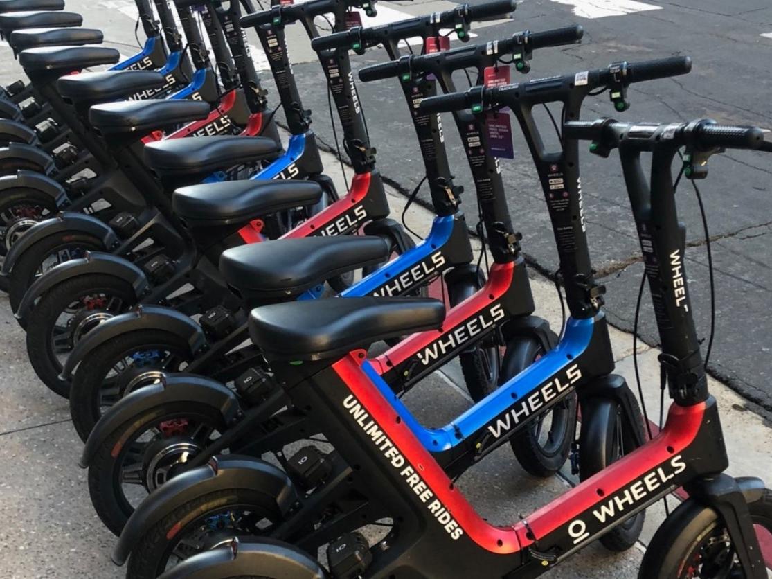 'Open Wheels': het vervolg op Open Bike II