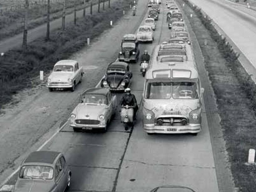 De explosieve groei van automobiliteit