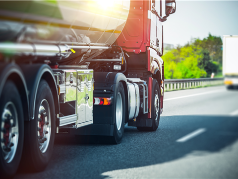 Demodag van Partnership Talking Traffic: Logistiek