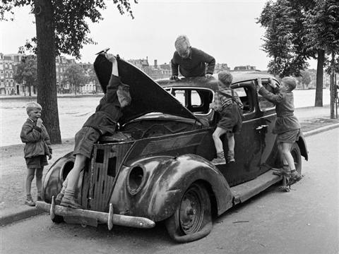 Is het straks gedaan met de auto zoals wij die kennen?