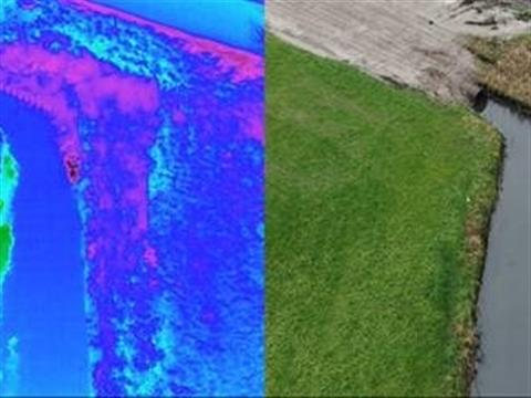 Pilot: Efficiënte en gerichte inspectie van zandmeevoerende wellen, met drones