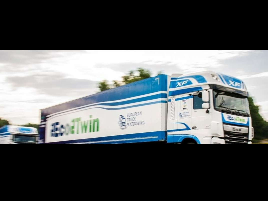 Ursa Major neo Connected Truck Trials