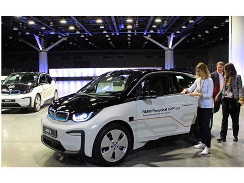 Binnen vijf jaar zelfrijdende BMW en Mercedes