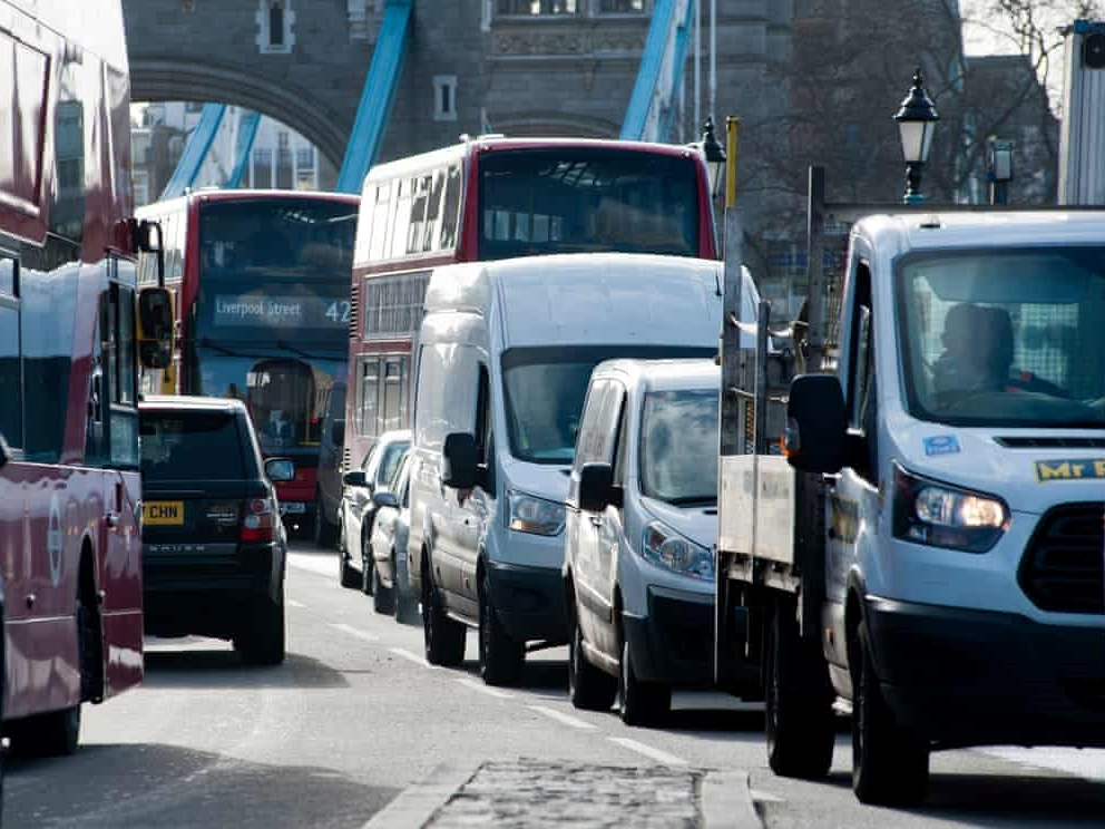 How London got rid of private cars – and grew more congested than ever