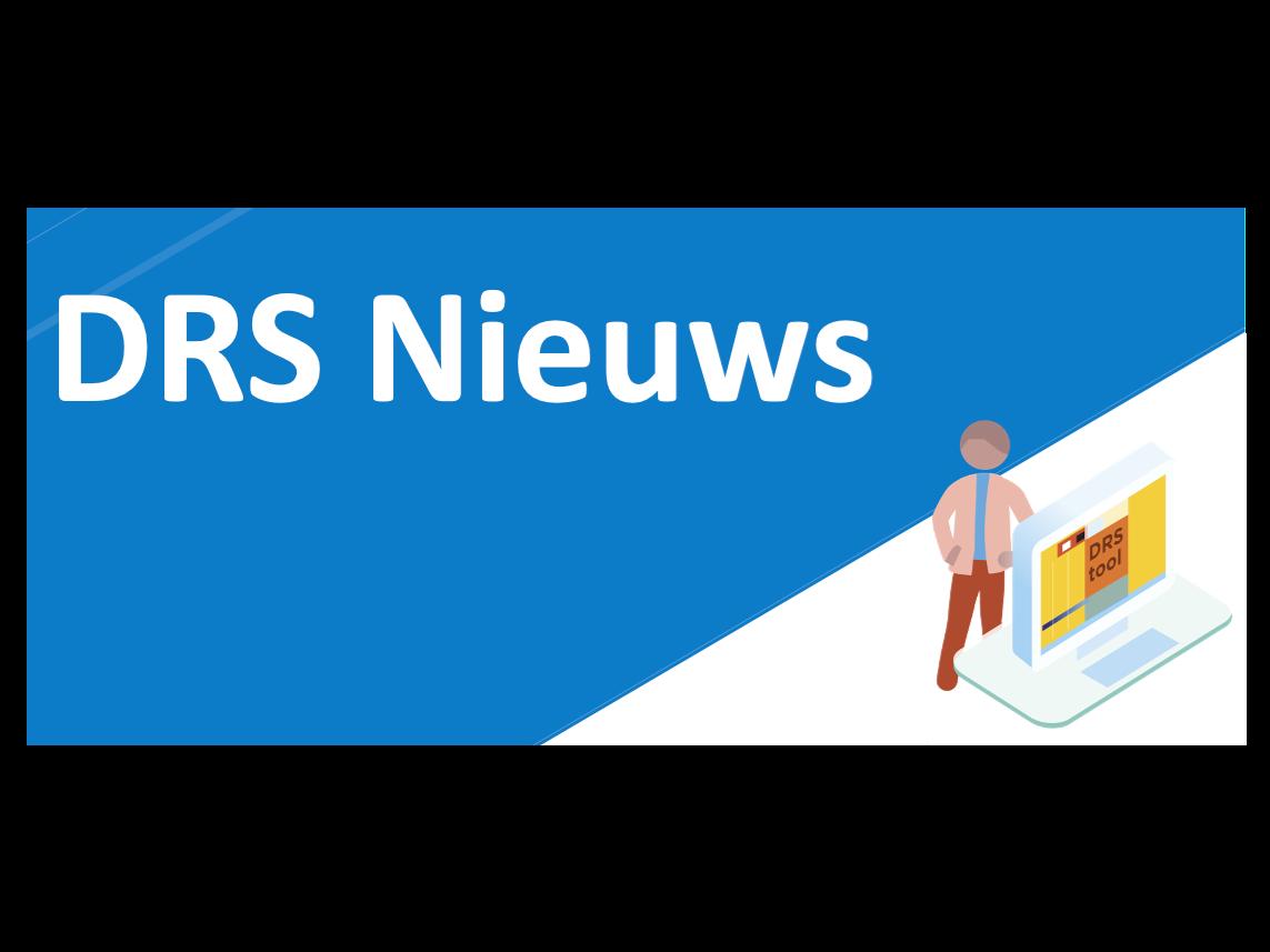 DRS nieuws: een nieuwe fase voor DRS breekt aan!
