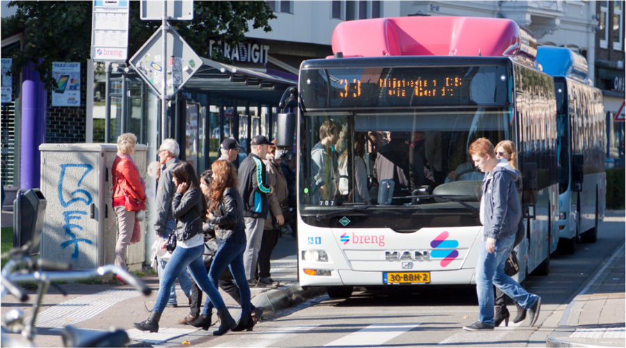 What if public transport fits exactly to your needs, anytime, anywhere?