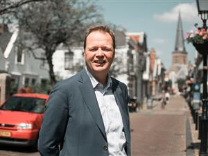 Eric Mink, Ministerie van IenW, programmamanager MaaS