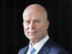 Raymond Knops, staatssecretaris van Binnenlandse Zaken en Koninkrijksrelaties