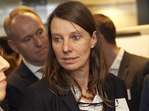 Loes Aarts, senior adviseur Goederenvervoer, Rijkswaterstaat
