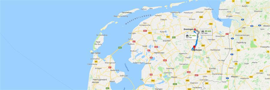 Pilot Noord-Nederland