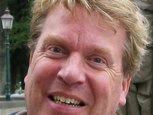 Vincent Habers, senior adviseur ITS, Ministerie van IenW