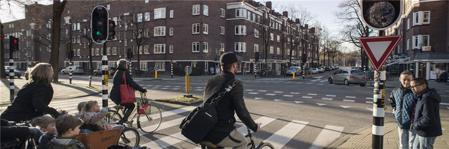 OV en fietsers