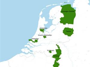 kaartje regionale pilots