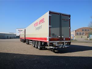 Foto's SEC Peter Appel Transport