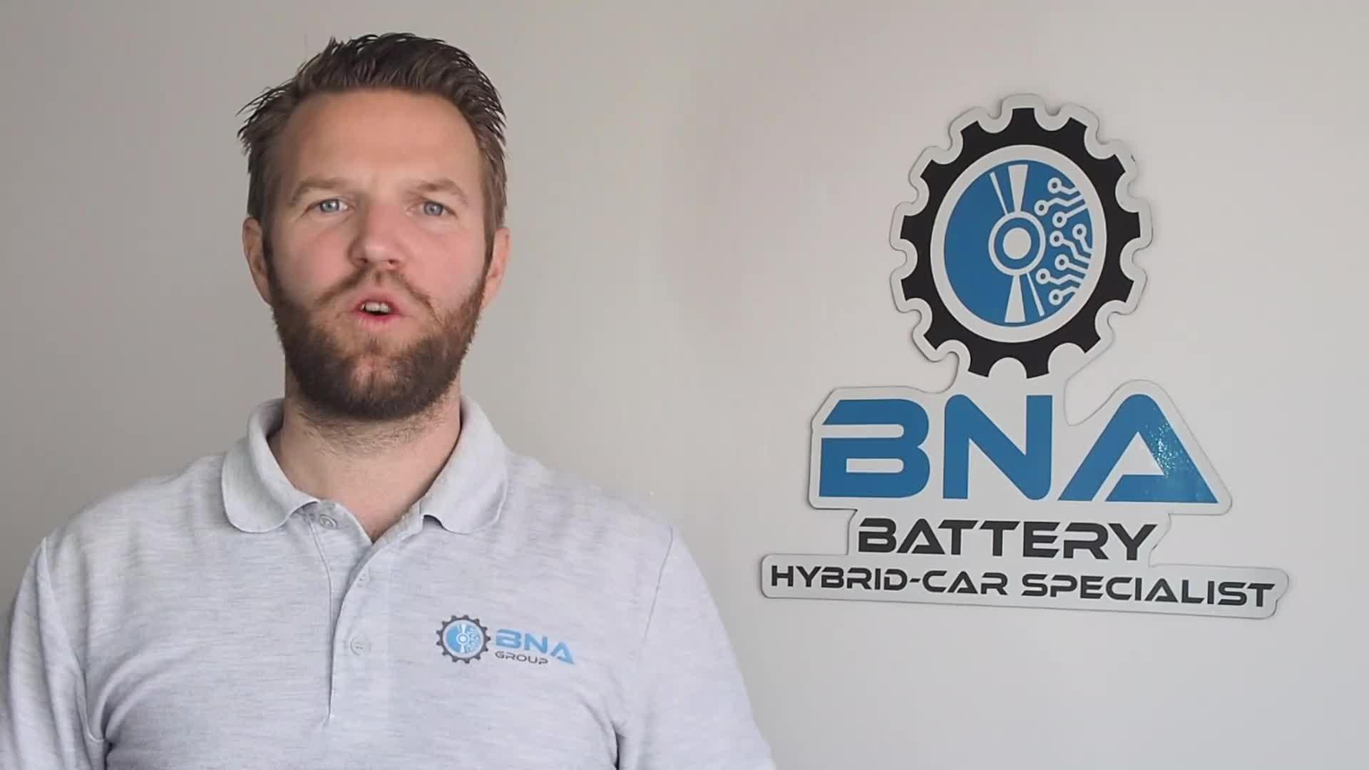 Mobiliteitschallenge - BNA Battery