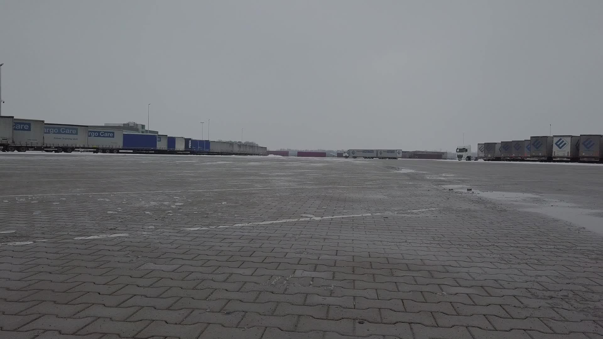 De LZV van Ewals Cargo Care