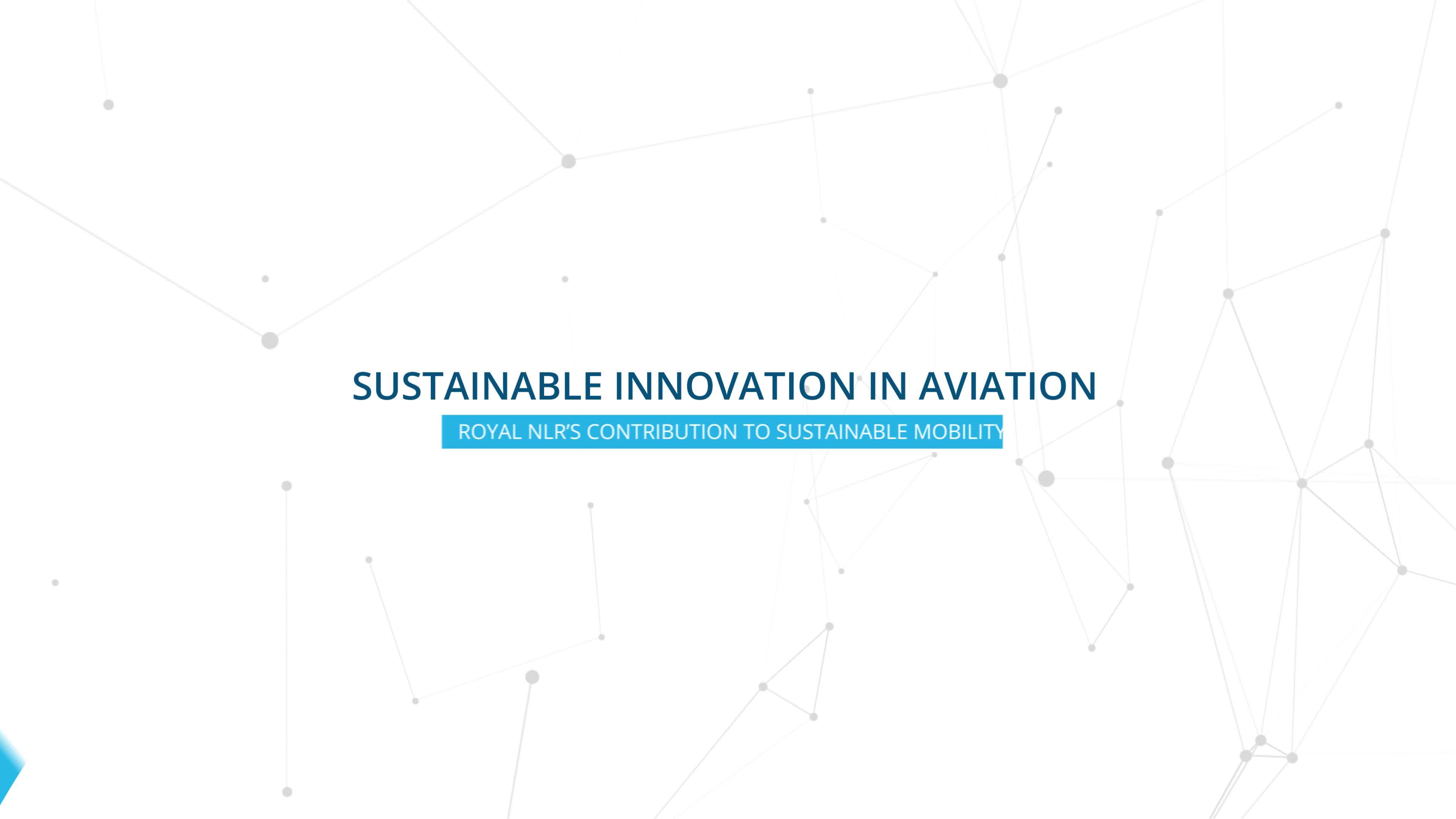 Klimaatdoelen voor verduurzaming luchtvaart wel haalbaar met nieuwe technologieën